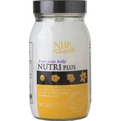 NHP NUTRI PLUS Lose your Belly