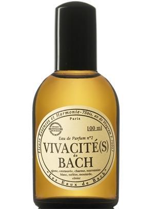 Le Fleur De Bach Vivacite S De Bach Eau De Parfum