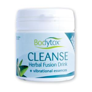 BodyTox Cleanse Herbal Fusion Drink + vibrational essences
