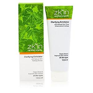 zk'in Clarifying Exfoliator