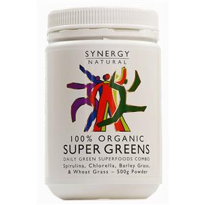 Synergy Organic Super Greens