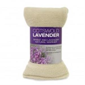 Cotswold Lavender Wheat And Lavender Warmer (Natural)