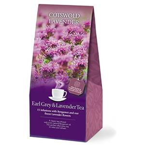 Cotswold Earl Grey & Lavender Tea