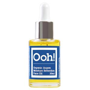 Organic Argan Moisture Retention Face Oil 30ml