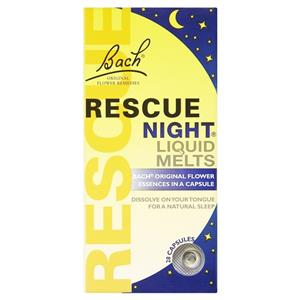 Rescue Night Liquid Melts