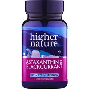 Astaxanthine And Blackcurrant