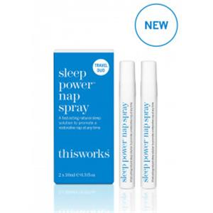 Sleep Power Nap Spray Travel Duo