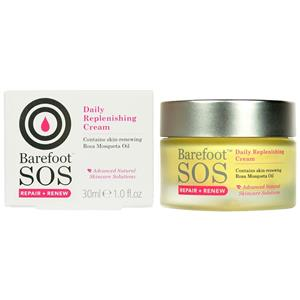 Barefoot SOS Repair & Renew Daily Replenishing Cream