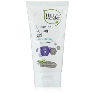 Hairwonder By Nature Botanical Styling Gel Extra Strong