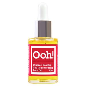 Ooh Organic Rosehip Cell- Regenerating Face Oil 30ml