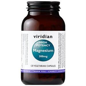 High Potency Magnesium 300mg