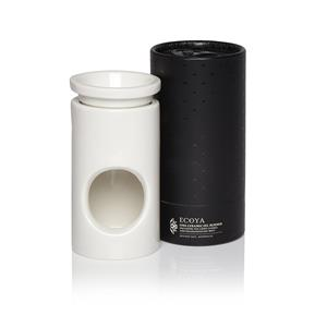 Ecoya Ceramic Oil Burner White