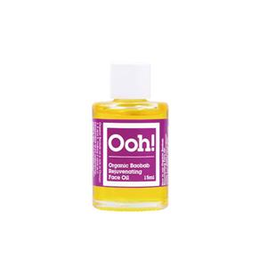 Organic Baobab Rejuvenating Face Oil 15ml