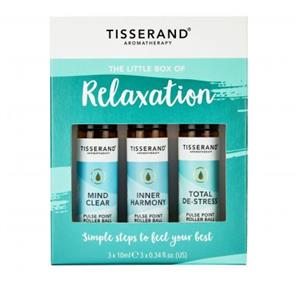 Tisserand The Little Box of Relaxation