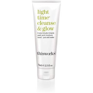 This Works Light Time Cleanse & Glow
